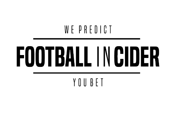 Football in Cider Logo